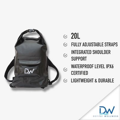 Dry Bag Black